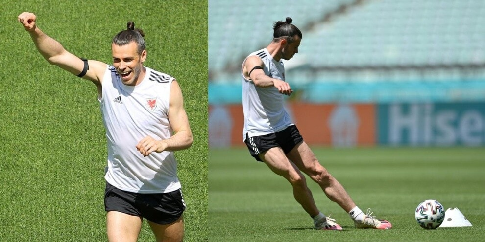 Euro 2020, Bale guida il Galles verso la Svizzera