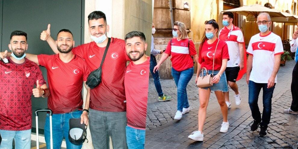 Euro 2020, la Turchia e i suoi tifosi pronti a sfidare l'Italia