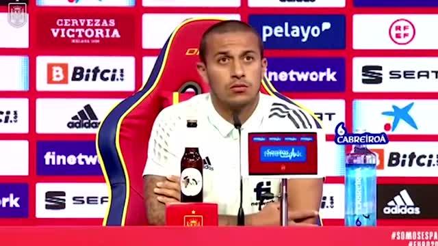 """Thiago Alcantara: """"Il vaccino? Nessun problema per la nostra prima gara"""""""