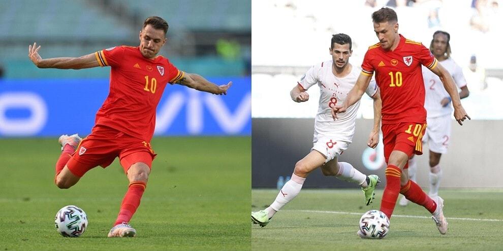 Euro2020, Ramsey si carica il Galles sulle spalle: la Juve osserva