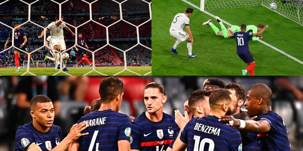 Hummels regala la vittoria alla Francia. Germania battuta 1-0