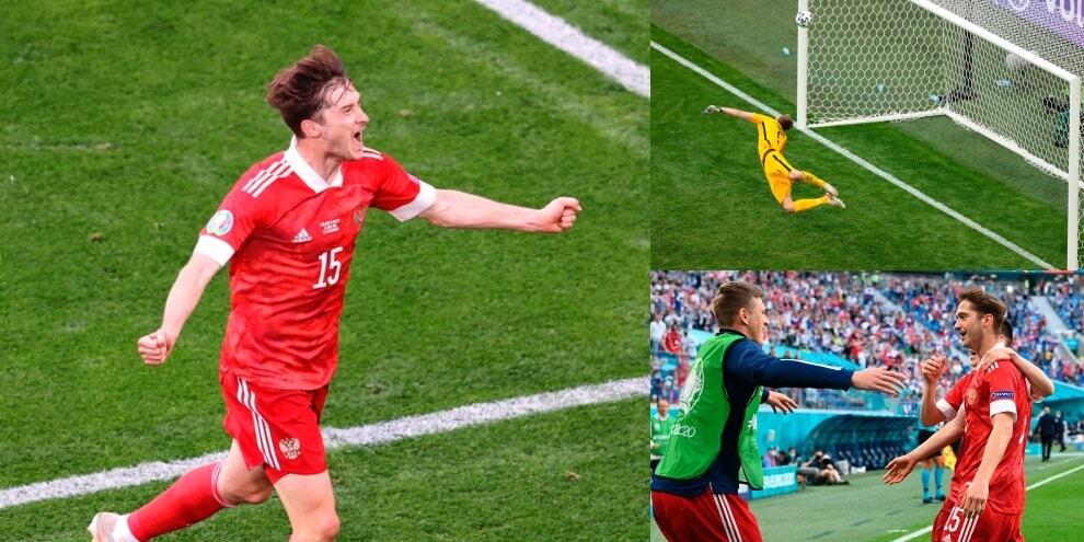 Euro 2020, un gioiello di Miranchuk decide Finlandia-Russia