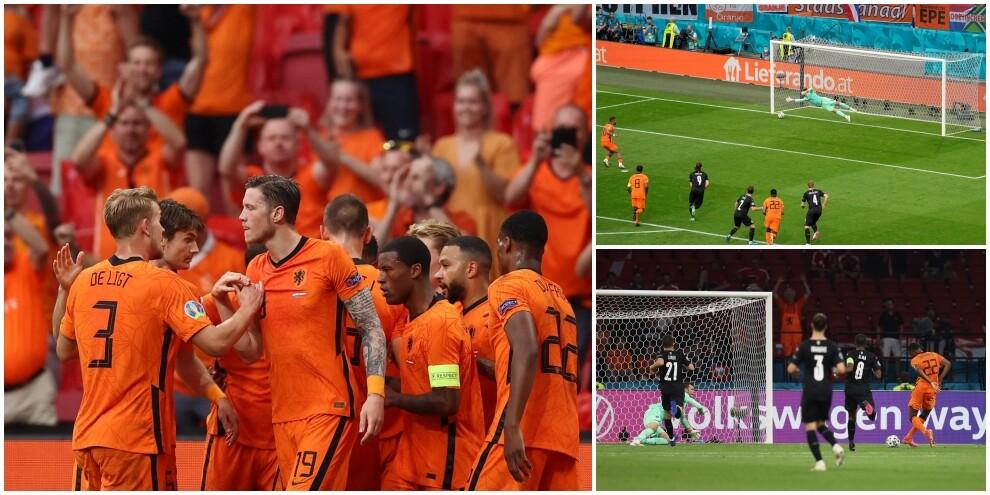 Euro 2020, De Ligt un muro per l