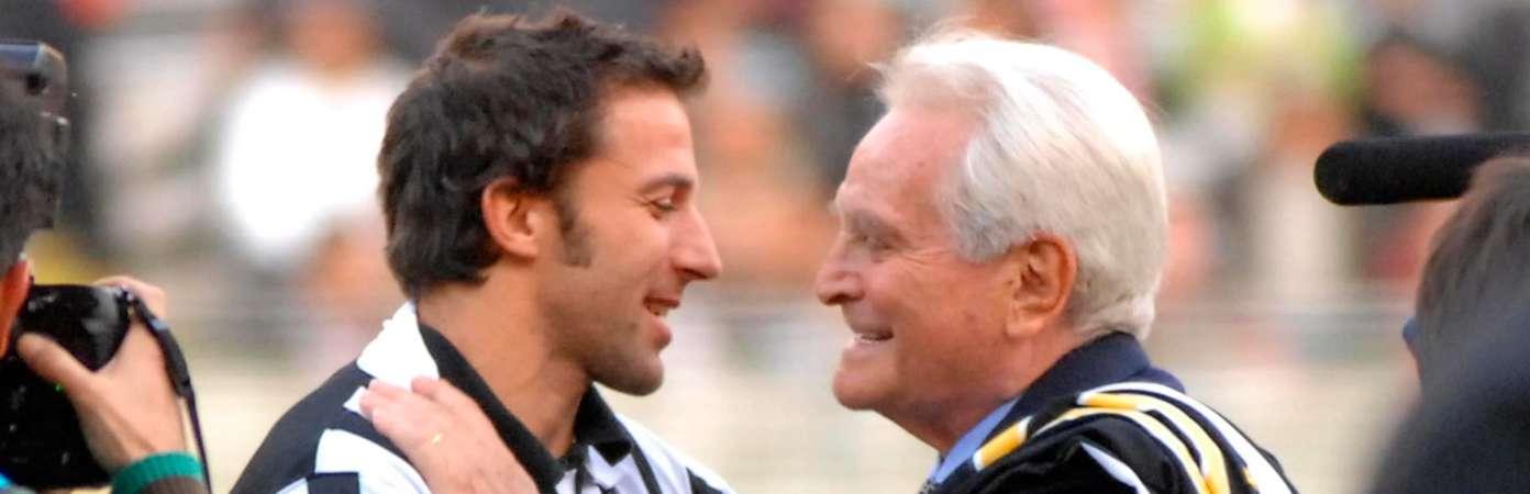 """Del Piero ricorda Boniperti: """"Nessuno è stato la Juve come lei"""""""