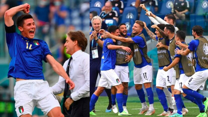 Decide Pessina contro il Galles: l'Italia chiude prima nel girone