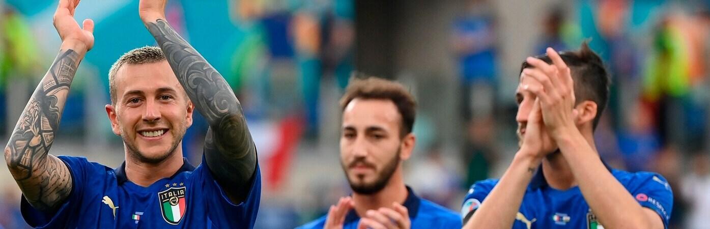 Pagelle Italia-Galles: Bernardeschi risplende