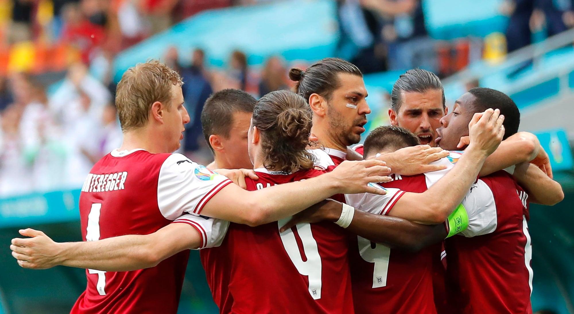 Sarà l'Austria a sfidare l'Italia agli ottavi: ko l'Ucraina di Shevchenko