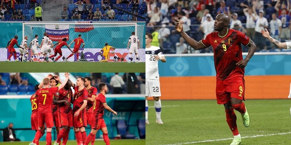 Lukaku e un autogol lanciano il Belgio: Finlandia ko 2-0