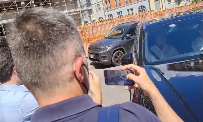 Inter, in sede arriva Calhanoglu