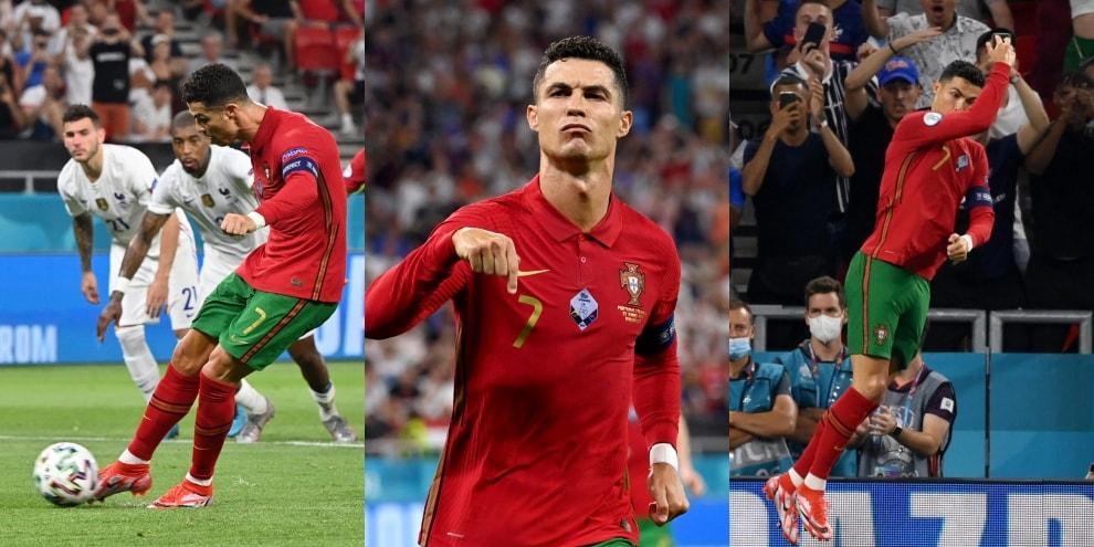 Cristiano Ronaldo, doppietta e record: eguagliato Ali Daei a 109 gol in nazionale