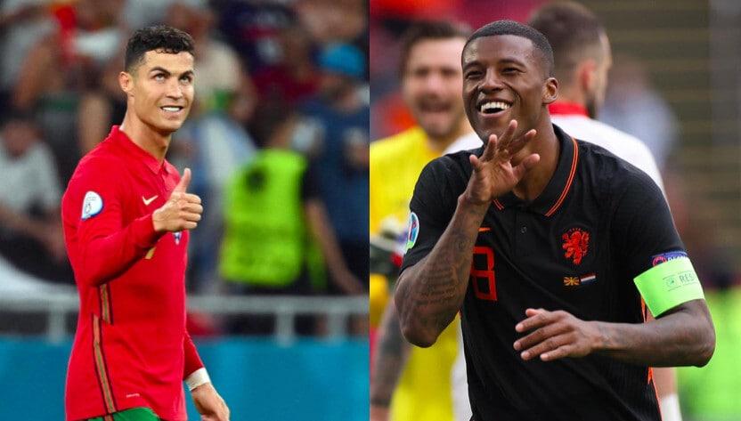 Euro2020, la top11 della fase a gruppi: c'è Ronaldo