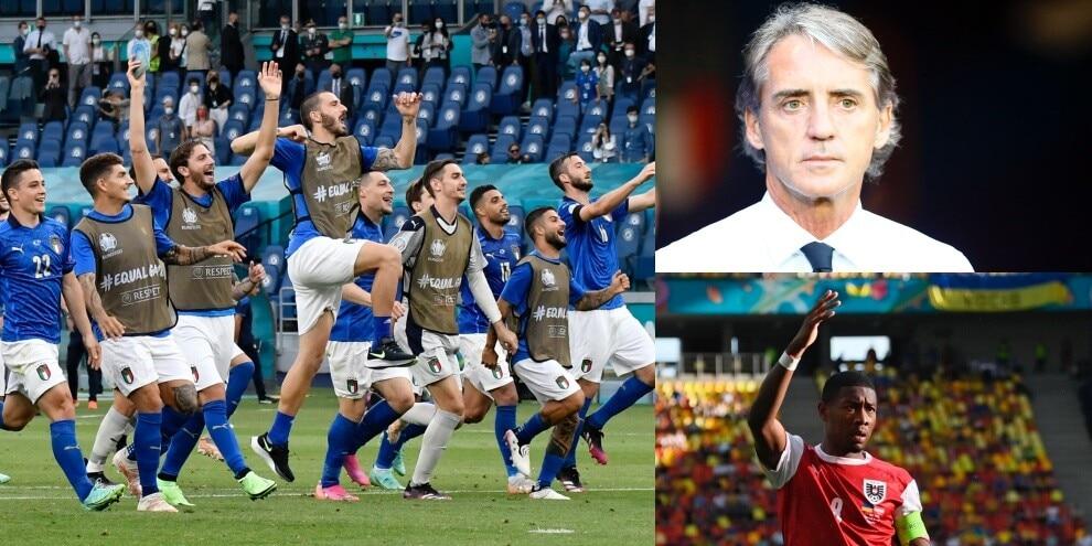 Euro 2020, Italia-Austria: numeri e curiosità