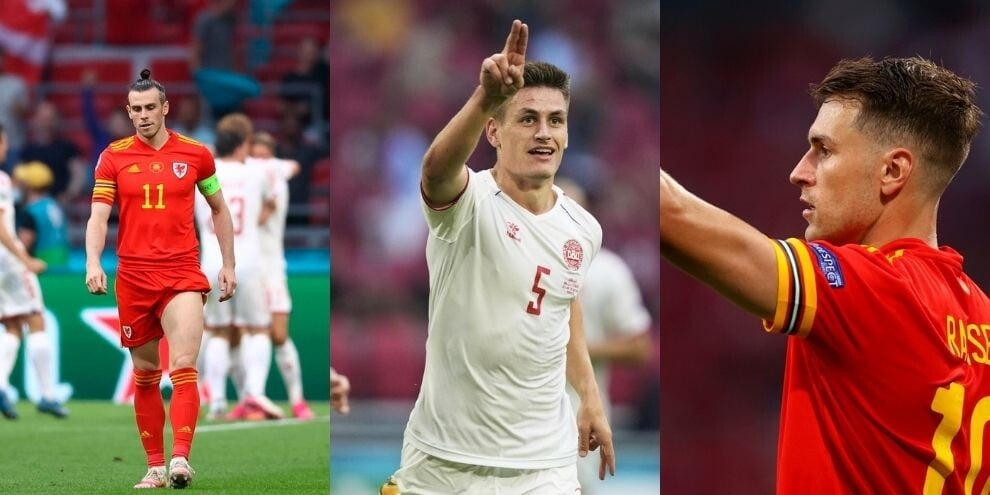 Ramsey delude, Galles ko: poker Danimarca, segna Maehle