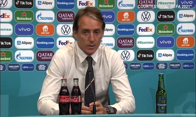 """Mancini: """"Pessina non lo scopro io"""""""