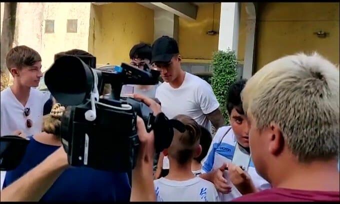 La Lazio aspetta il PSG per cedere Correa