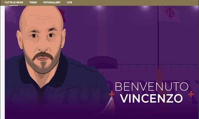 Ufficiale, Fiorentina: ecco Vincenzo Italiano