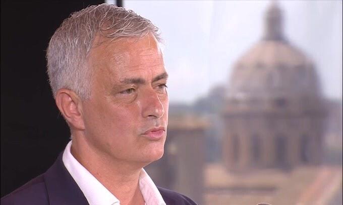 Mourinho, frecciata all'Inter?