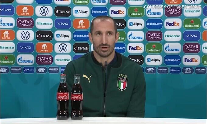 """Chiellini: """"Inghilterra solida e fisica"""""""