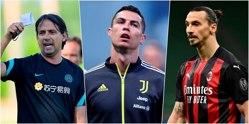 Serie A, raduni e ritiri di tutte le squadre: Juve a lavoro dal 14