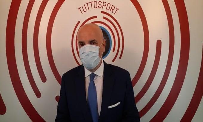Casa Tuttosport. Chiellini, superstar dell'Europeo, si accorda con la Juve: un altro anno in bianconero