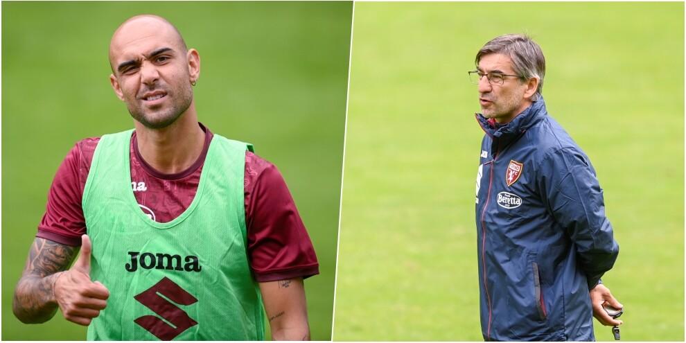 Il Torino di Juric cresce: Zaza gol in partitella