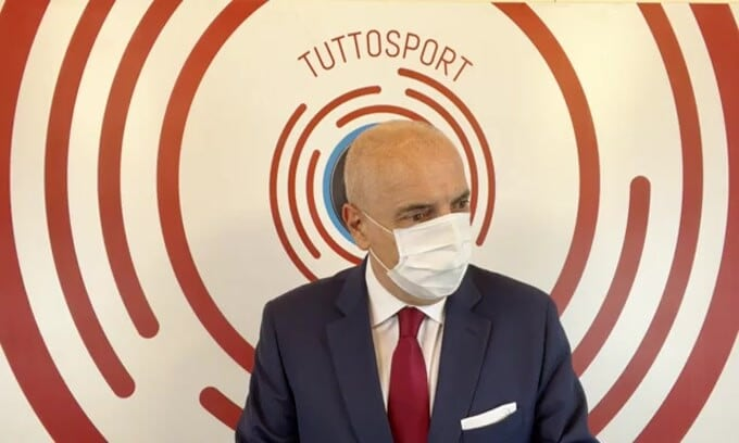 Casa Tuttosport. Juve-Sassuolo: incontro a Verona. Milan: Giroud visite mediche ok. Inter: avanti tutta per Bellerin e Nandez