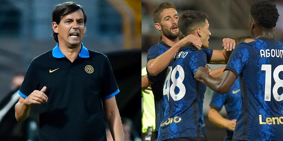 Inter ed Inzaghi, debutto ai rigori: battuto il Lugano