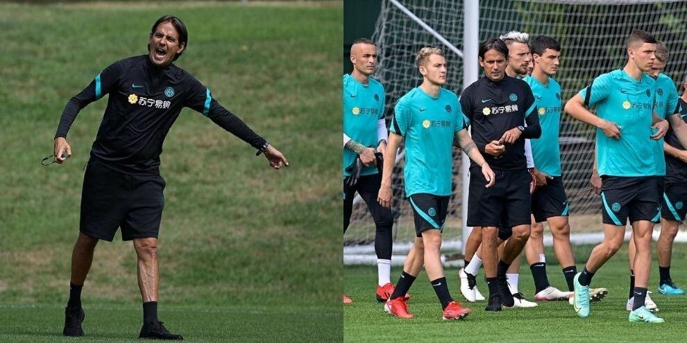 L'Inter lavora duro: Inzaghi carica i suoi dopo il Lugano