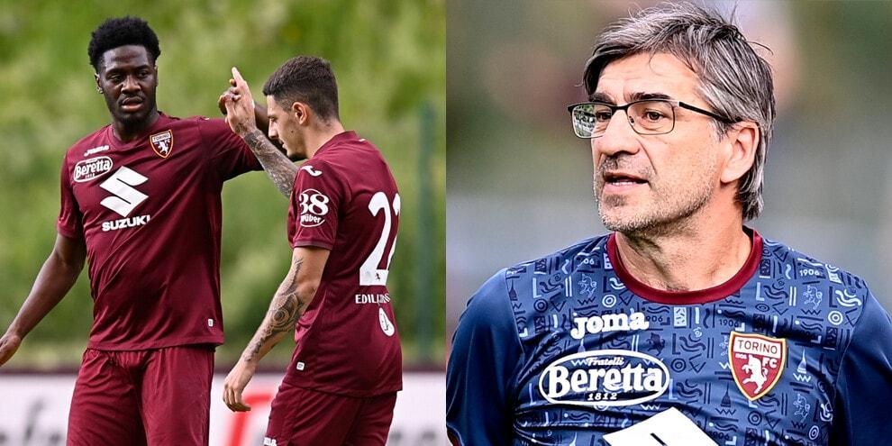 Straripante il Torino di Juric: 11-0 nella prima amichevole