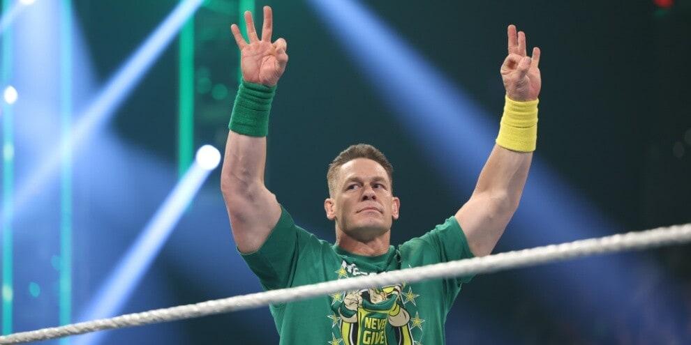 WWE, John Cena torna a Money in the Bank