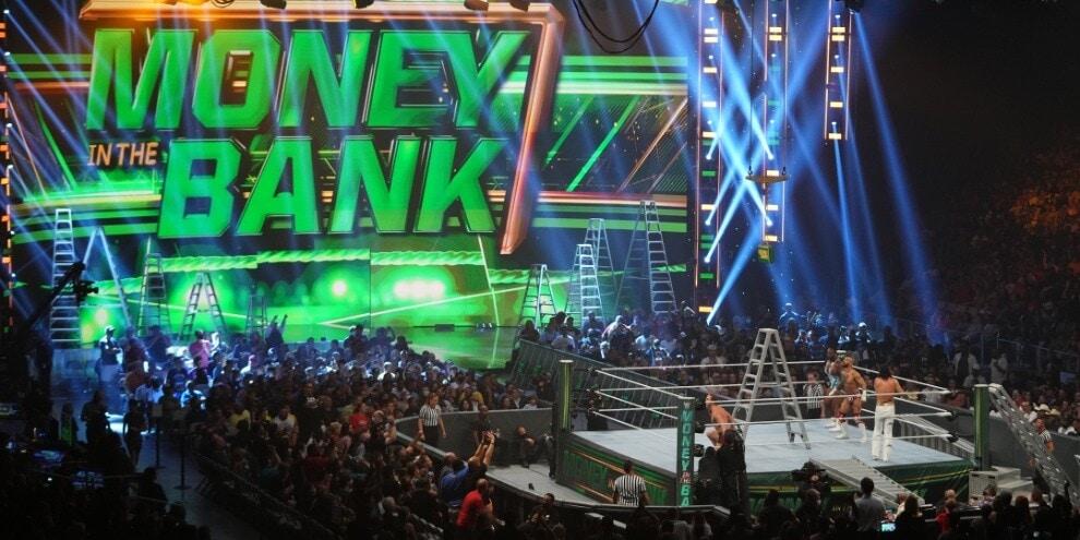 Gli highlights di WWE Money in the Bank 2021