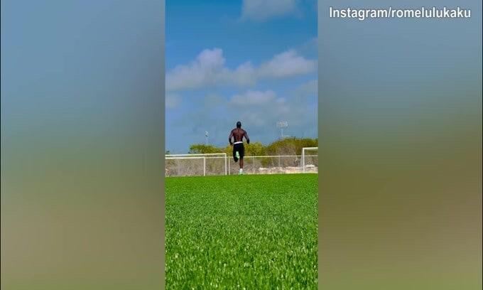 Inter, Lukaku mostra la sua grinta: che corsa!
