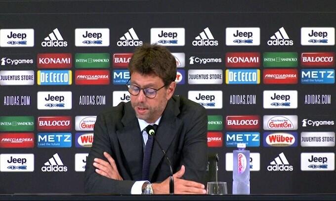 """Agnelli: """"Grande lavoro dietro ogni vittoria"""""""