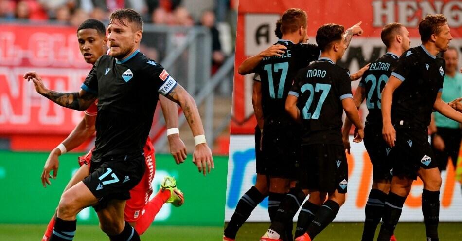 La Lazio vince con Immobile: Twente battuto 1-0