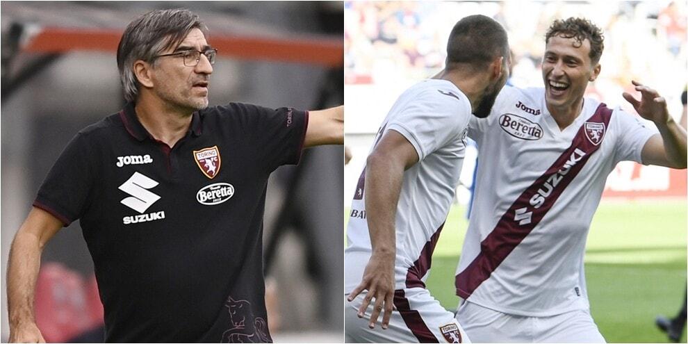 Torino, sconfitta con l'Az: Pjaca illude, poi la rimonta