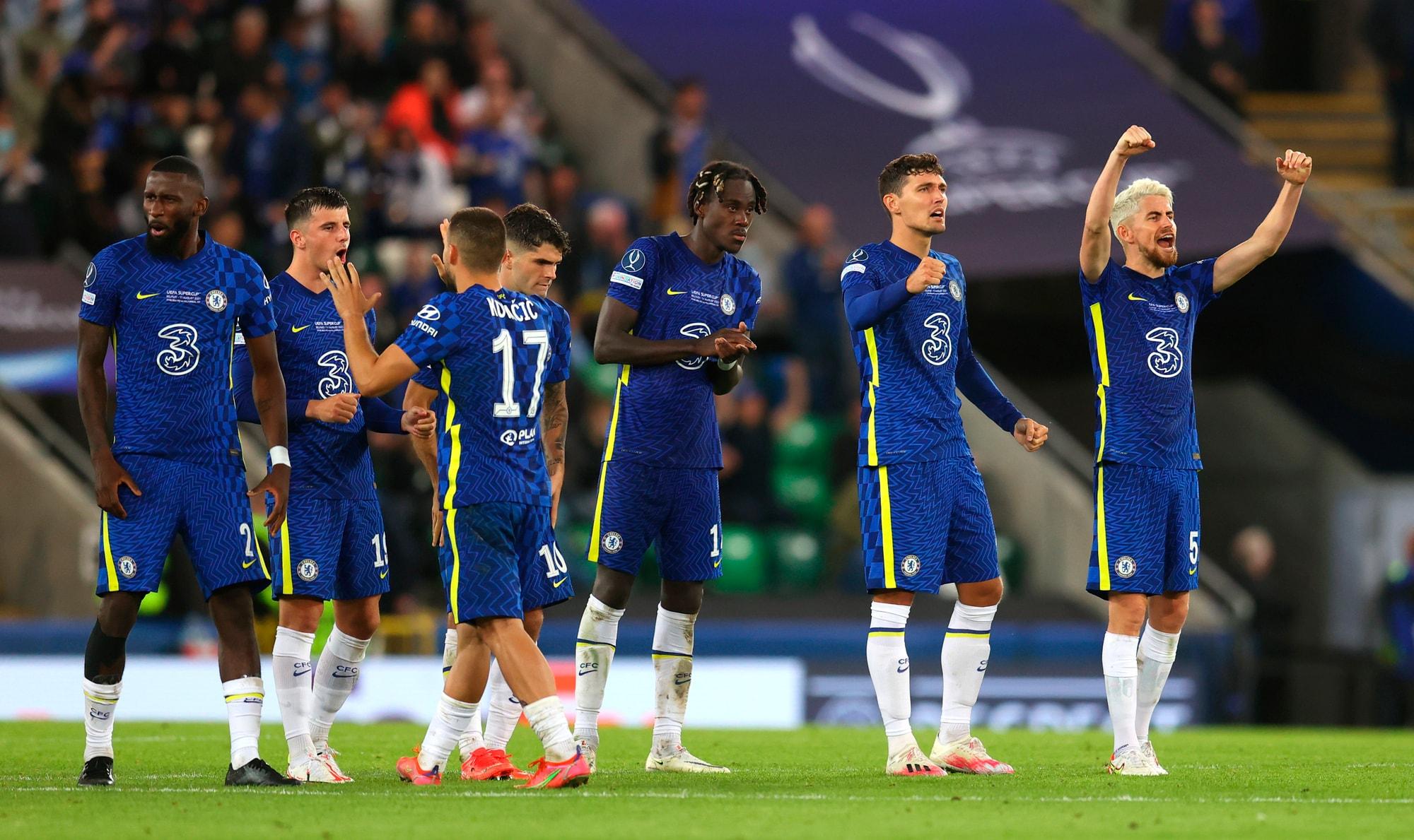 Il Chelsea si prende la Supercoppa Europea: Villarreal sconfitto ai rigori