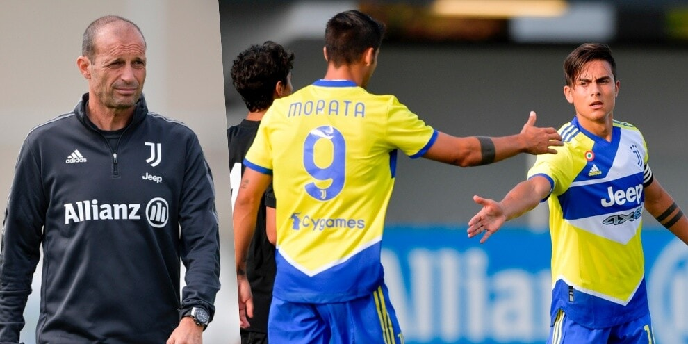 Udinese-Juve, così giocherebbe Allegri senza Ronaldo