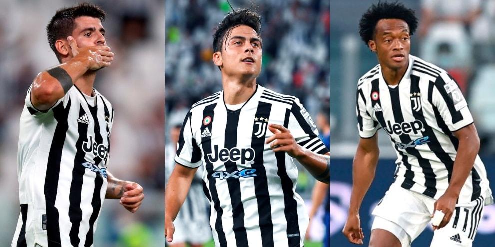 Udinese-Juve, la formazione ufficiale di Allegri