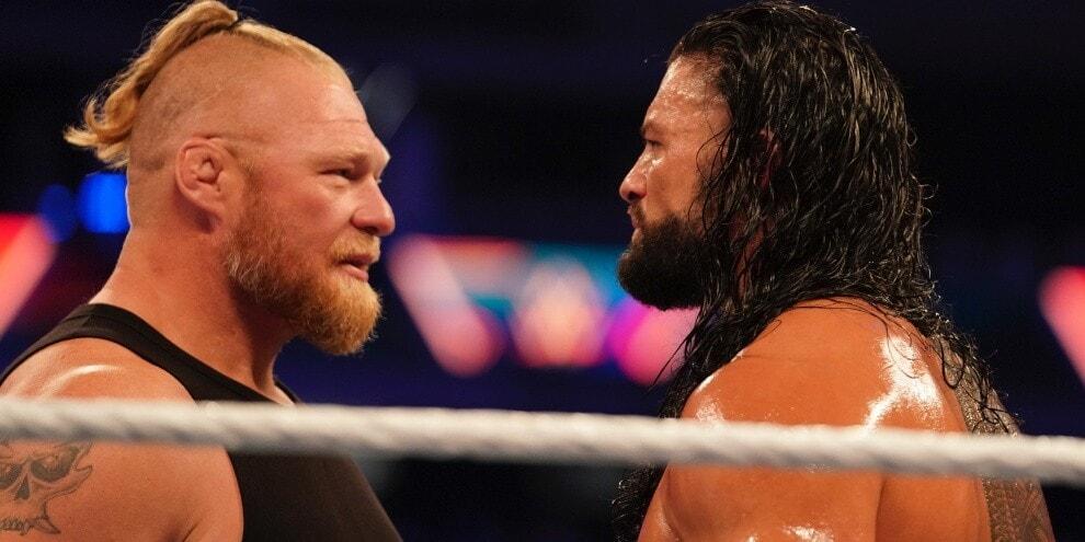 Brock Lesnar irrompe a WWE SummerSlam 2021