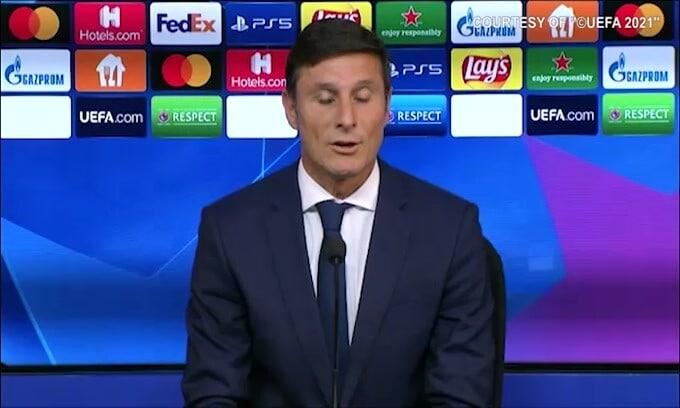 """Zanetti: """"L'obiettivo è passare il girone"""""""