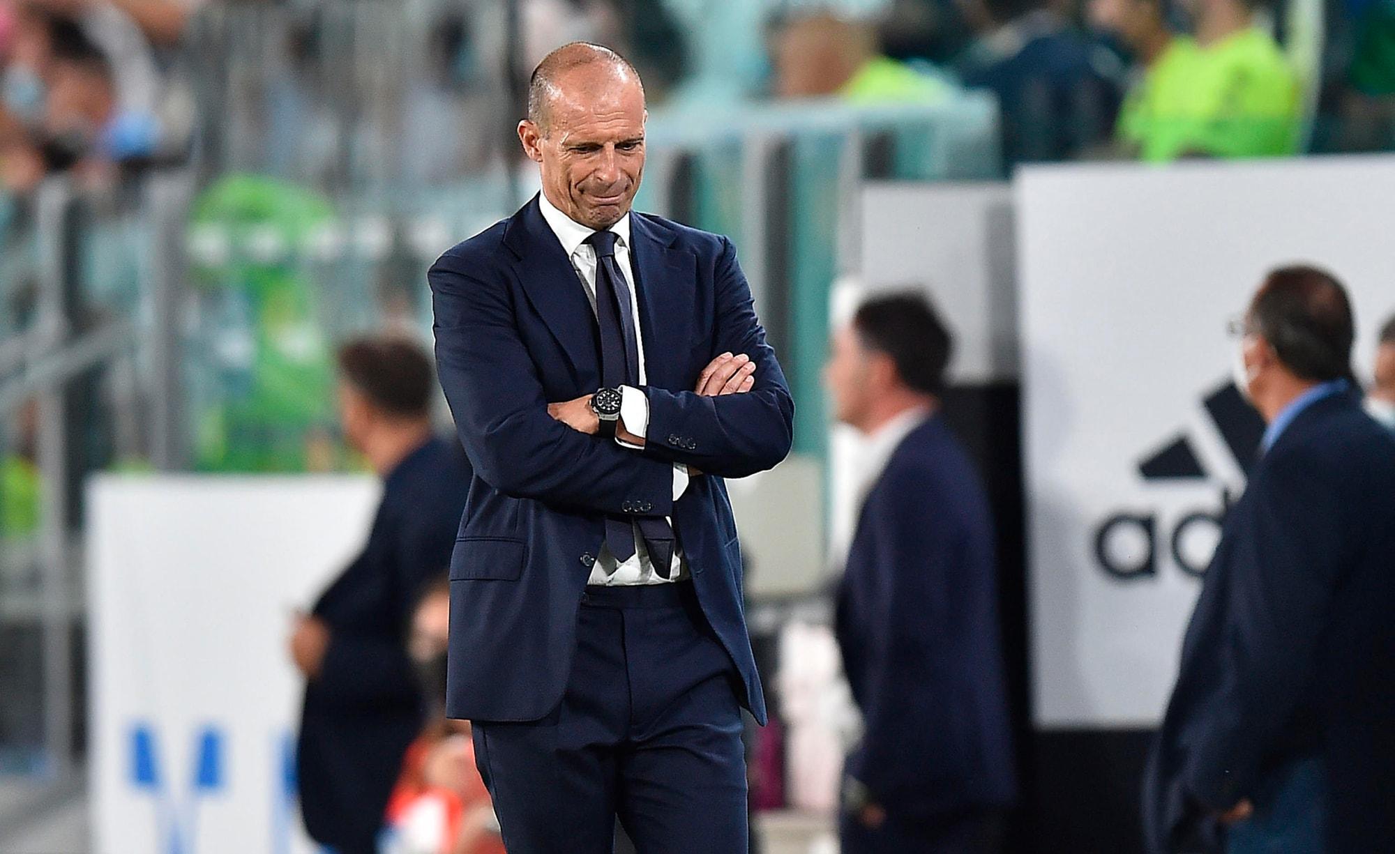La possibile Juve anti-Napoli: Allegri ha il problema sudamericani