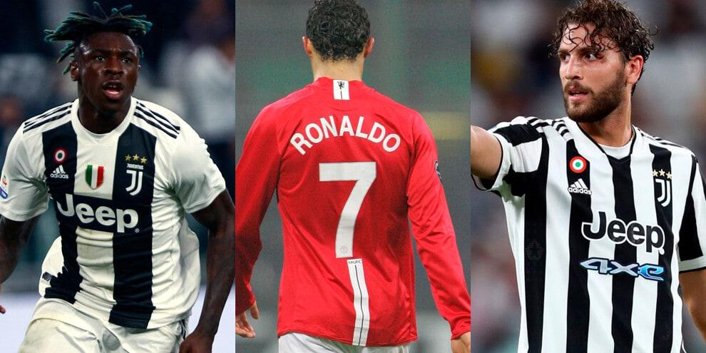 Ronaldo il più menzionato nel mercato in Italia! Locatelli è 6°