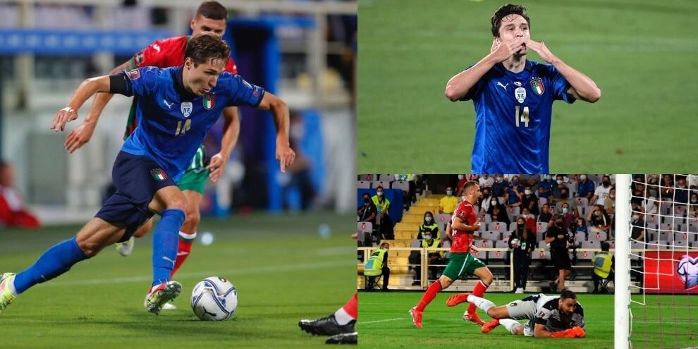 Super Chiesa, Donnarumma beffato: la Bulgaria ferma l'Italia