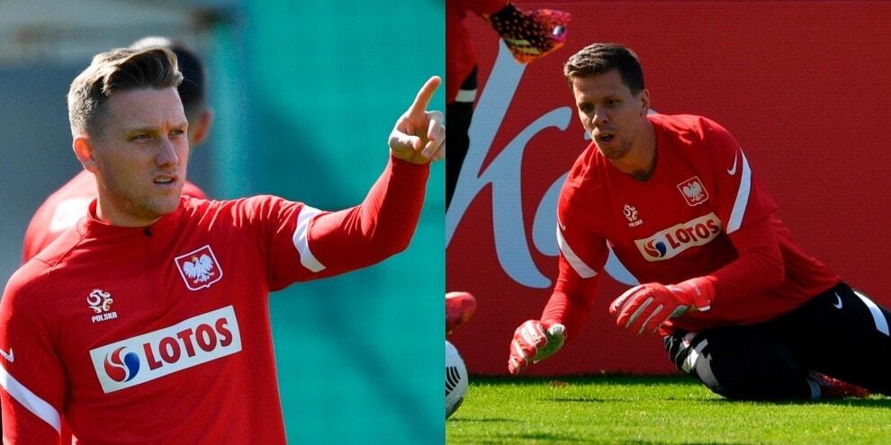 Zielinski e Szczesny accendono Napoli-Juve in nazionale