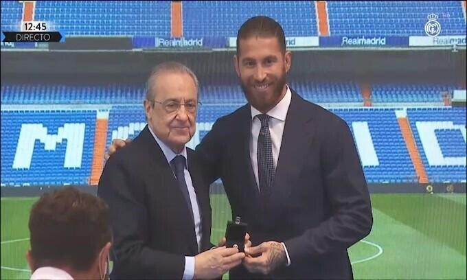 Sergio Ramos, debutto rinviato?