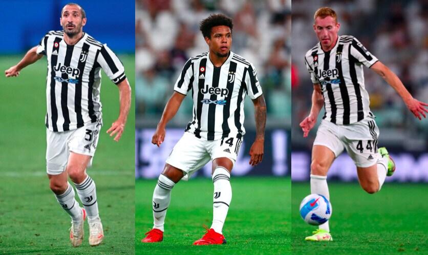 Napoli-Juve, chi gioca se Allegri decide la difesa a 3 FOTO