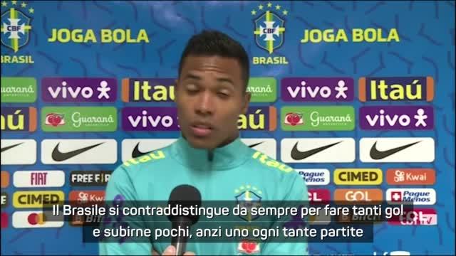 """Alex Sandro sicuro: """"Brasile impenetrabile, andiamo al Mondiale"""""""