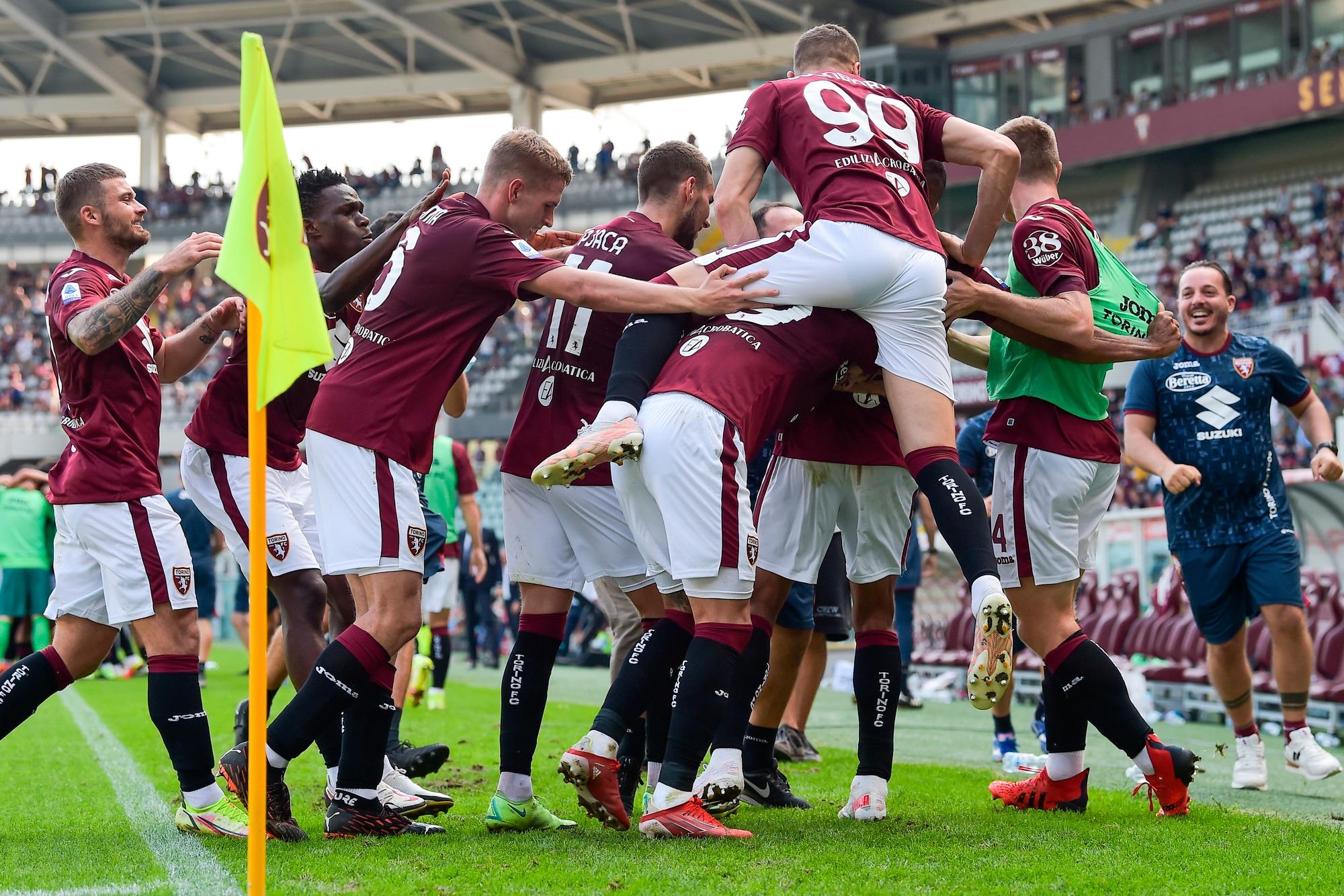 Riscossa e show del Torino, la Salernitana di Ribery crolla
