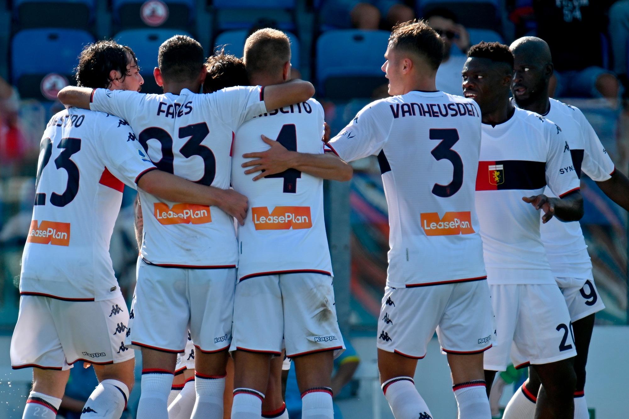Fares decisivo in Cagliari-Genoa: entra e segna una doppietta