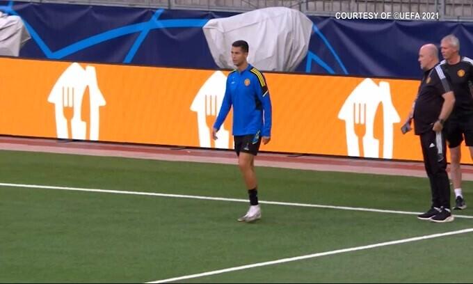 Cristiano Ronaldo ritenta l'assalto alla Champions